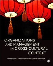 Organizations and Management in Cross-Cultural Context : A Cross-Cultural Student Text - Aycan, Zeynep
