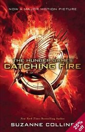 Catching Fire Movie Tie-in Edition  - Collins, Suzanne