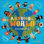 Around the World Matching Game - Player, Micah
