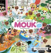 Around the World with Mouk : A Trail of Adventure - Jeunesse, Albin Michel