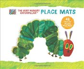 World of Eric Carle The Very Hungry Caterpillar Place Mats - Carle, Eric