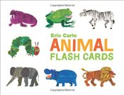Eric Carles Animal Flash Cards - Carle, Eric