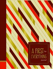 First for Everything Journal -