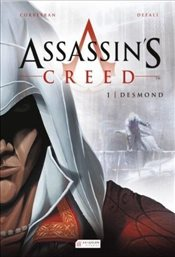 Assassins Creed 1. Cilt : Desmond - Corbeyran, Eric