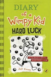 Diary of a Wimpy Kid 8 : Hard Luck - Kinney, Jeff
