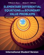 Elementary Differential Equations and Boundary Value Problems 10e W+ - Boyce, William E.