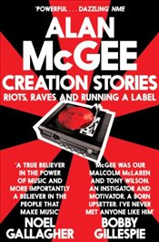 Creation Stories - McGee, Alan