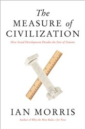 Measure of Civilization : How Social Development Decides the Fate of Nations - Morris, Ian