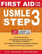 First Aid for the USMLE Step 3 : Third Edition - Le, Tao