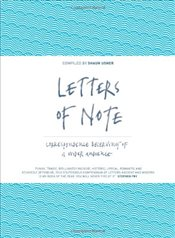 Letters of Note : Correspondence Deserving of a Wider Audience - Usher, Shaun