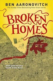 Broken Homes - Aaronovitch, Ben