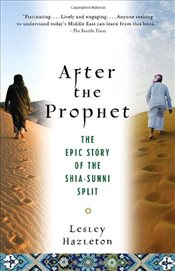 After the Prophet : The Epic Story of the Shia-Sunni Split in Islam - Hazleton, Lesley