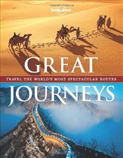 Great Journeys : Lonely Planet Travel Pictorial -LP- - Lonely Planet
