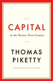 Capital in the Twenty-First Century - Piketty, Thomas