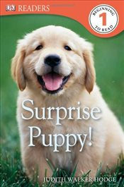 Surprise Puppy! : DK Readers Level 1 - Hodge, Judith