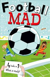 Football Mad 4-in-1 - Macdonald, Alan