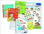 Oxford Reading Tree Read With Biff, Chip, and Kipper : My Phonics Kit  - Sharp, Laura