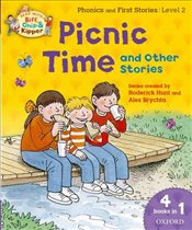 Oxford Reading Tree Read with Biff, Chip and Kipper : Level 2 : Picnic Time and Other Stories - Hunt, Roderick