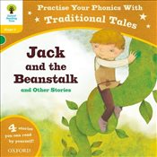 Oxford Reading Tree : Level 5 : Traditional Tales Phonics Jack and the Beanstalk and Other Stories  - Powling, Chris