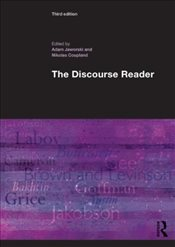 Discourse Reader - Jaworski, Adam