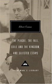 Plague, The Fall, Exile and the Kingdom and Selected Essays - Camus, Albert