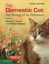 Domestic Cat : The Biology of its Behaviour - Turner, Dennis C.