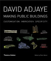 David Adjaye : Making Public Buildings - Allison, Peter