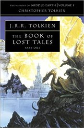 BOOK OF LOST TALES 1 : MIDDLE-EARTH 1  - Tolkien, J. R. R.