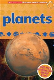 Scholastic Discover More Reader Level 1 : Planets - Arlon, Penelope