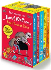 World of David Walliams : Best Box Set Ever - Walliams, David