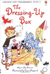 Dressing Up Box : Very First Reading Level 2 - Mackinnon, Mairi