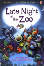 Late Night at the Zoo (Very First Reading Level 10) - Mackinnon, Mairi