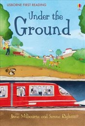 Under the Ground (First Reading Level 1) - Davidson, Susanna