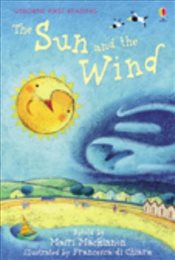 Sun and the Wind (First Reading Level 1) - Mackinnon, Mairi