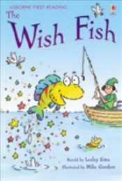 Wish Fish (First Reading Level 1) - Sims, Lesley