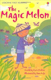 Magic Melon (First Reading Level 2) - Dickens, Rosie