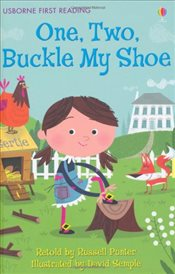One, Two Buckle My Shoe (First Reading Level 2) - Punter, Russell