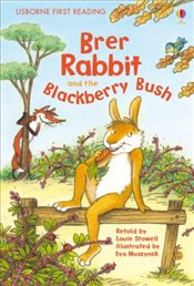 Brer Rabbit and the Blackberry Bush (First Reading Level 2) - Stowell, Louie