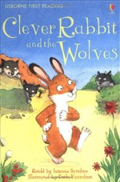 Clever Rabbit and the Wolves (First Reading Level 2) - Davidson, Susanna