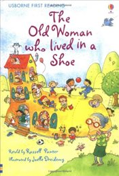 Old Woman Who Lived in a Shoe (First Reading Level 2) - Punter, Russell