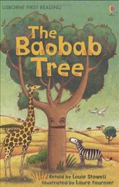Baobab Tree (First Reading Level 2) - Stowell, Louie