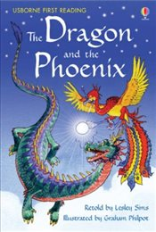 Dragon and the Phoenix (First Reading Level 2)  - Sims, Lesley