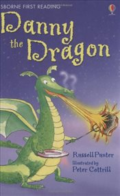 Danny the Dragon (First Reading Level 3) - Punter, Russell