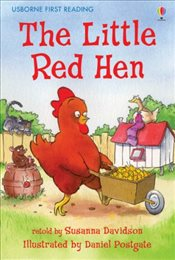 Little Red Hen (First Reading Level 3) - Davidson, Susanna