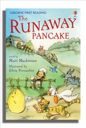 Runaway Pancake(First Reading Level 4)  - Mackinnon, Mairi