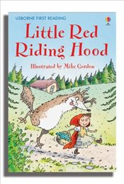 Little Red Riding Hood ( First Reading Level 4) - Davidson, Susanna