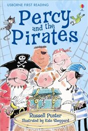 Percy and the Pirates (First Reading Level 4) - Punter, Russell