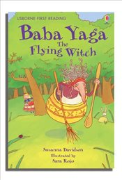 Baba Yaga the Flying Witch (First Reading Level 4) - Davidson, Susanna