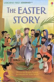 Easter Story (First Reading Level 4) - Punter, Russell