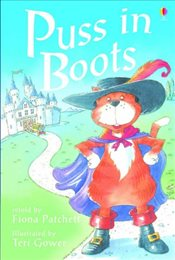 Puss in Boots: Gift Edition (Young Reading level 1) - Patchett, Fiona